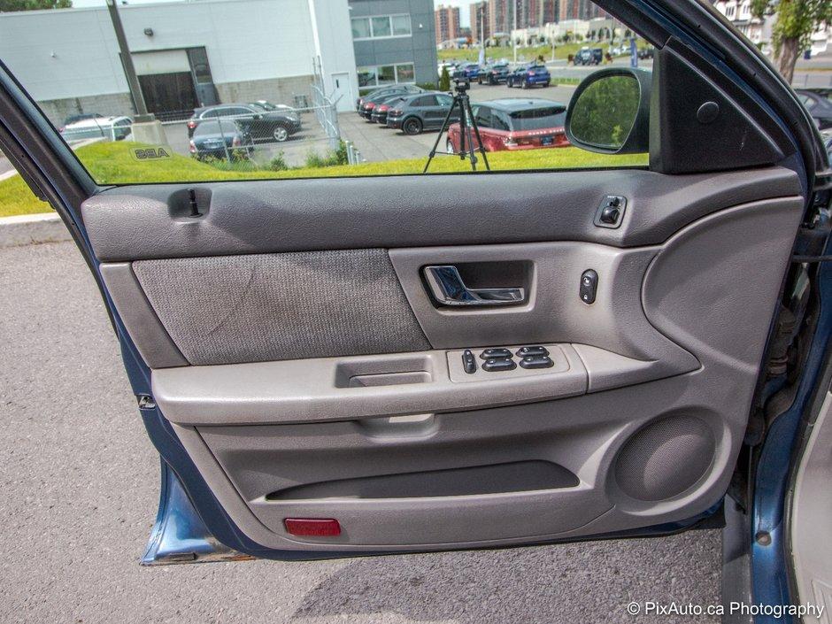 Ford Taurus SE V6 * A VOIR * TRES TRES PROPRE 2002