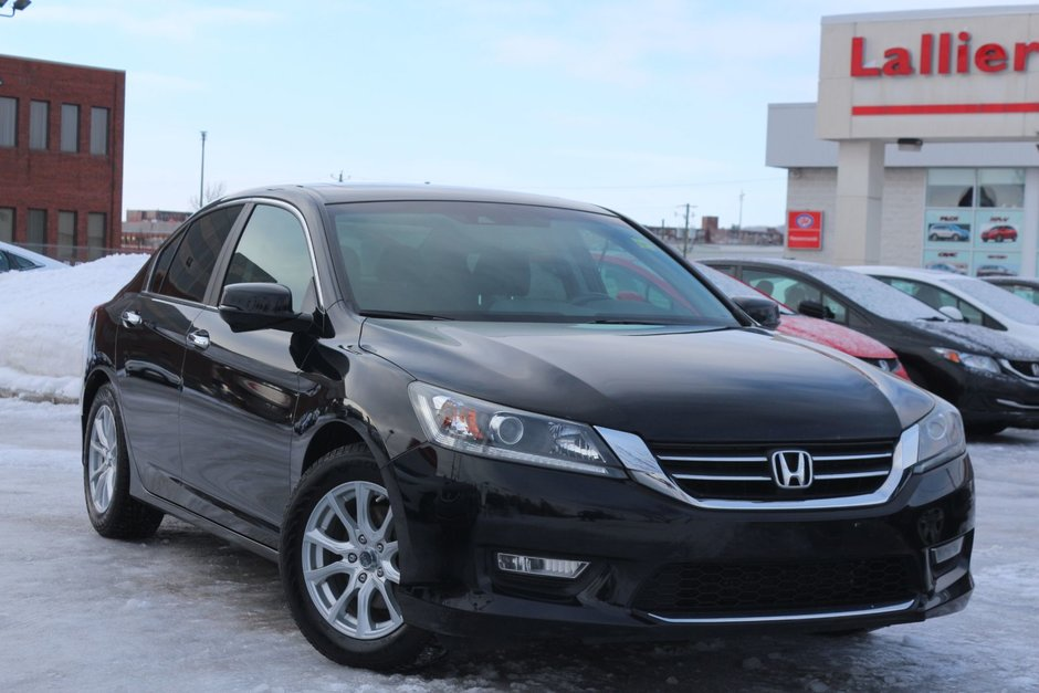 Honda Accord EX-L 2013