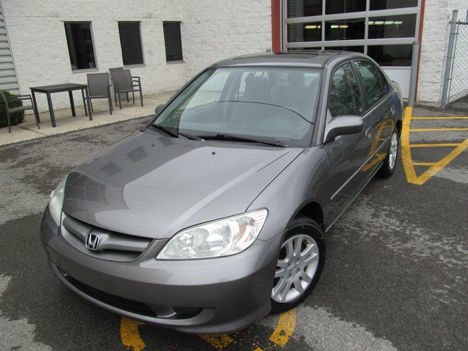 2005 Honda Civic LX G