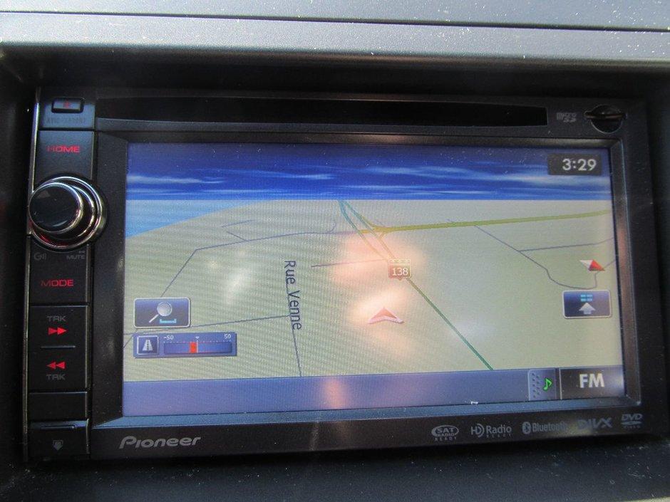 2010 honda civic si navigation system
