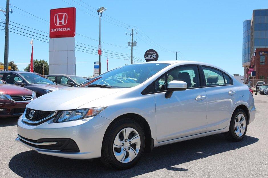 Honda Civic LX 2014