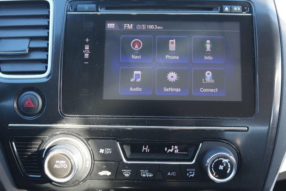 Honda Civic HYBRID NAVI 2014