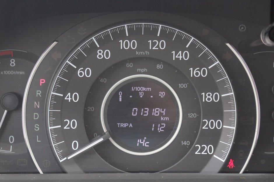Honda CR-V LX FWD 2015