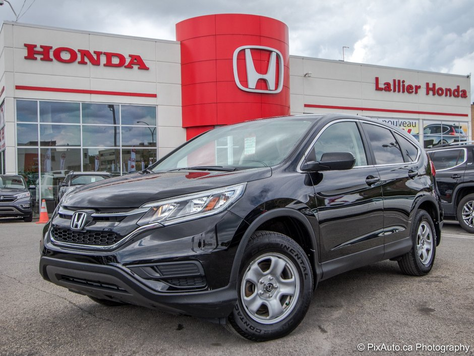 pre owned 2015 honda cr v lx garantie 10 ans ou 200 000. Black Bedroom Furniture Sets. Home Design Ideas