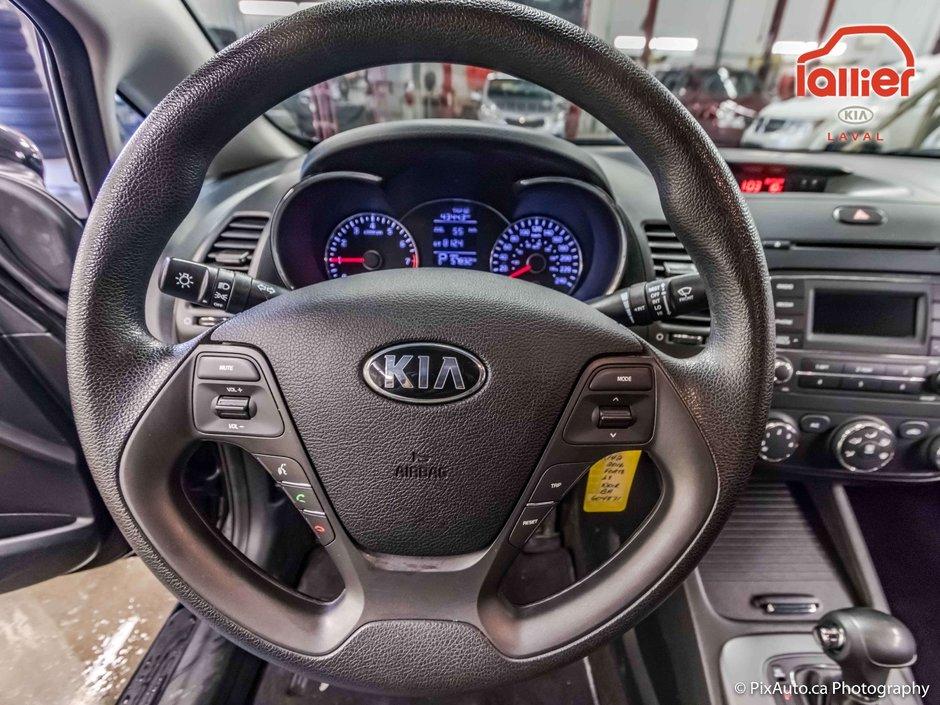 Kia Forte LX A/C ET AUTO * GARANTIE 10 ANS 200 000KM 2016