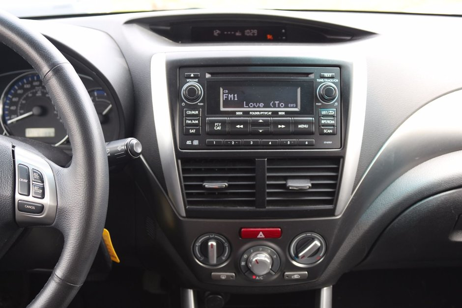 2012 Subaru Forester 2.5X TOURING