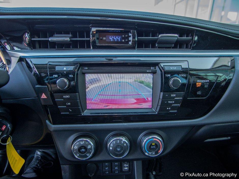2015 Toyota Corolla S * MAGS AILERON FOGS
