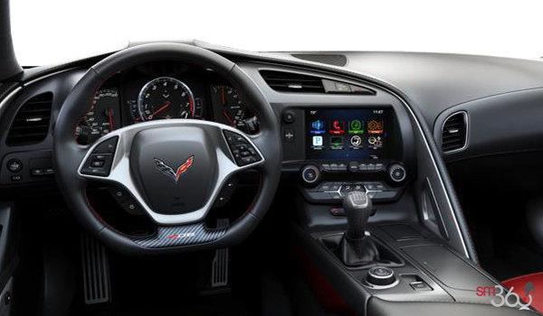 Chevrolet Corvette convertible Z06 1LZ 2016