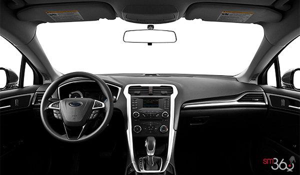 Ford Fusion Hybrid SE 2016