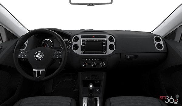 Volkswagen Tiguan TRENDLINE 2016
