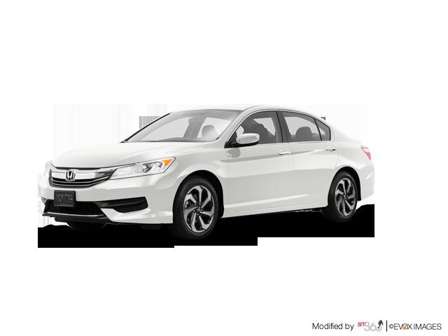 Honda ACCORD SDN LX L4 LX 2017