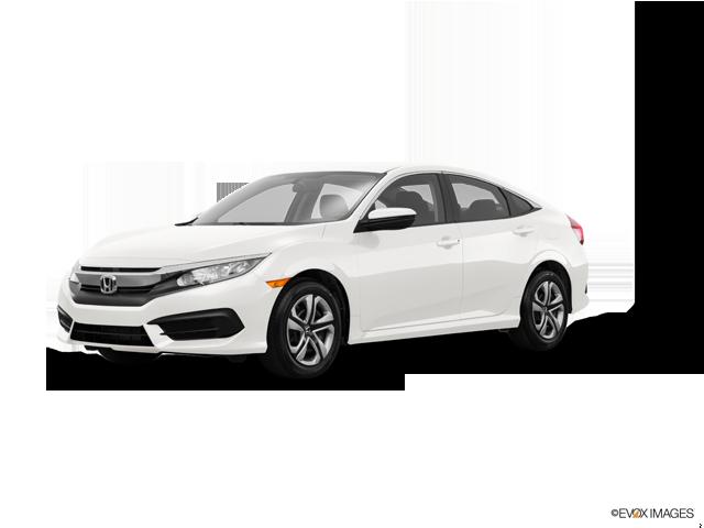 2017 Honda CIVIC CPE LX LX