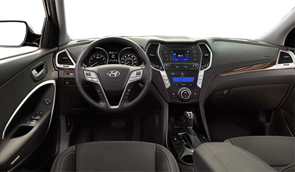 Hyundai Santa Fe Sport 2.4 L SE 2017