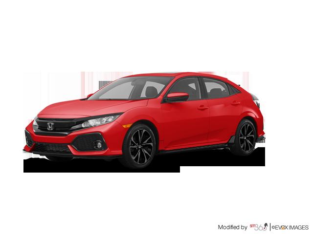 2018 Honda CIVIC HB SPORT Sport