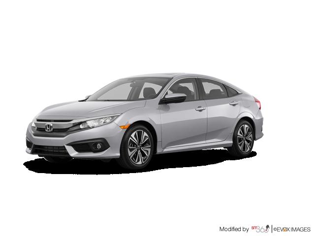2018 Honda CIVIC SDN EX-T EX-T