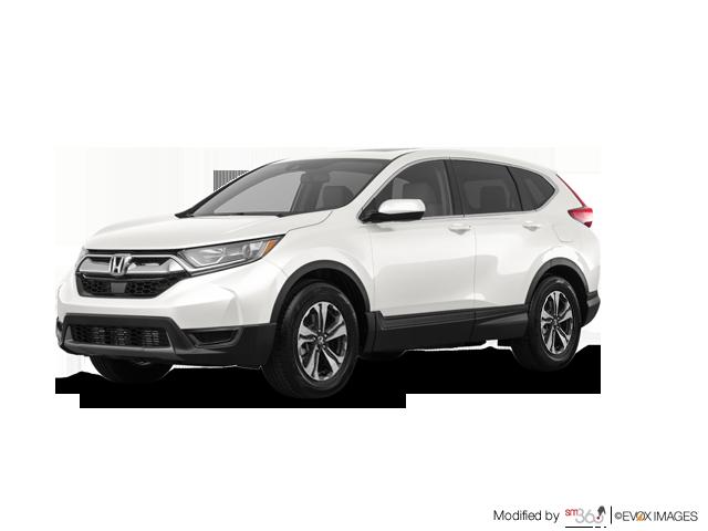 2018 Honda CR-V LX AWD LX