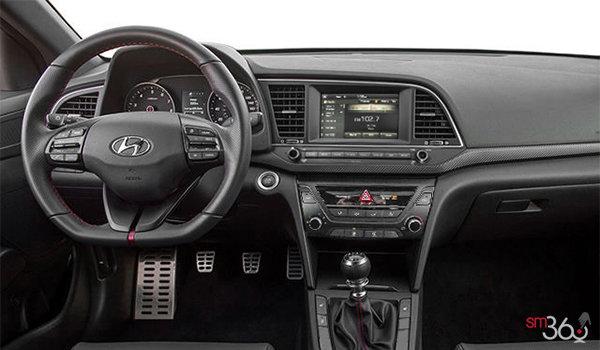 Hyundai elantra sport 2018 hyundai granby granby qu bec for Hyundai elantra sport interior