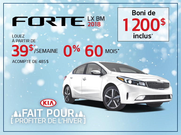 Forte 2018